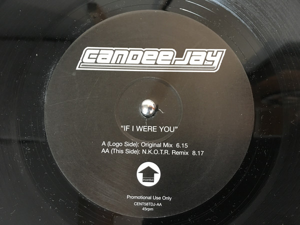 Candee Jay - If I Were You