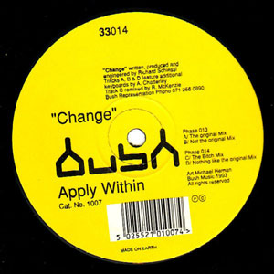 Apply Within - Change