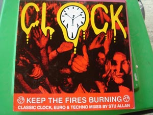 Clock - Keep The Fires Burning