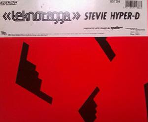 Stevie Hyper-D - Teknoragga