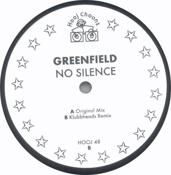 Greenfield -  No Silence