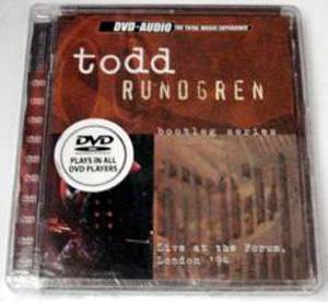 Todd Rundgren - Live at the Forum
