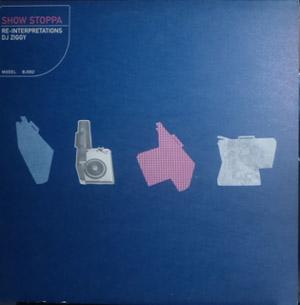 DJ ZIGGY - Show Stoppa - Re-Interpretations - 12 inch x 1