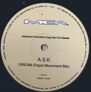 A.S.K. - Dream
