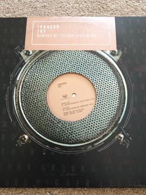 Johnson - Try (Colour System Inc. Remixes)