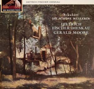 Franz Schubert - Dietrich Fischer-Dieskau - Die Sch?ne M?llerin