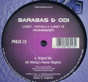 Barabas & OD1 - Lost. Totally Lost It (Humanoid)