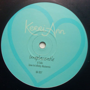 Kerri-Ann - Irreplaceable