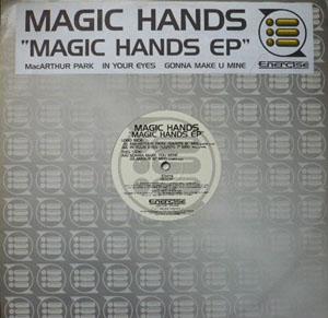 Magic Hands - Magic Hands EP