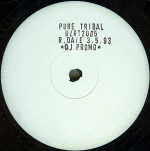 Pure Tribal - Feel Alright / Can You Feel It
