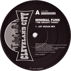 Minimal Funk - The Groovy Thang