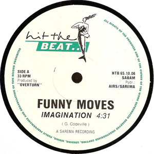 Funny Moves - Imagination