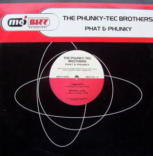 Phunky-Tec Brothers, The - Phat & Phunky