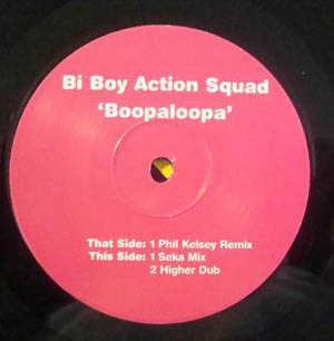 Bi Boy Action Squad - Boopaloopa