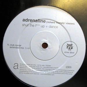 Adrenaline - Shut The F*** Up + Dance