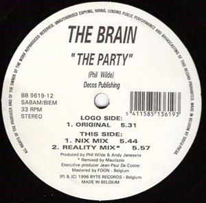 Brain, The - The Party