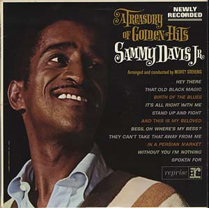 Sammy Davis Jr. - A Treasury Of Golden Hits