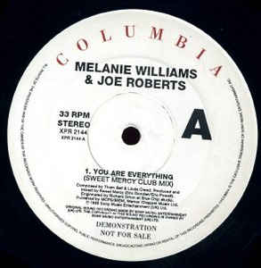 MELANIE WILLIAMS AND JOE ROBERTS - YOU ARE EVERYTHING