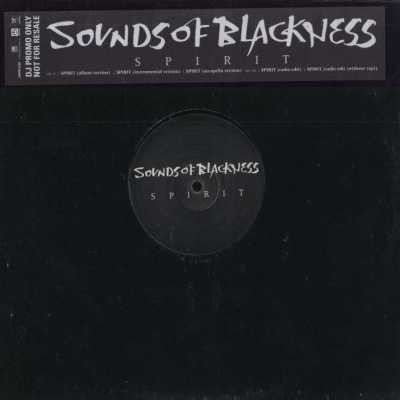 SOUNDS OF BLACKNESS - SPIRIT