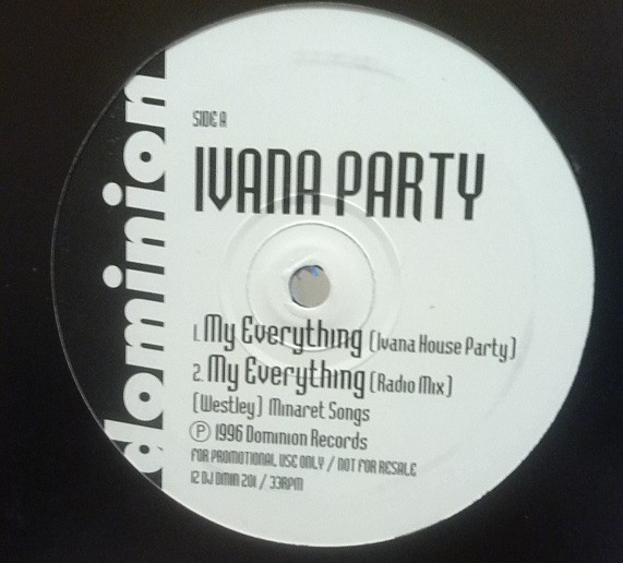 Ivana Party - My Everything