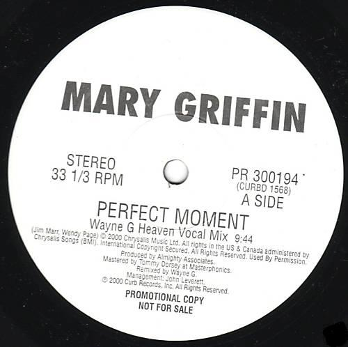 Mary Griffin - Perfect Moment