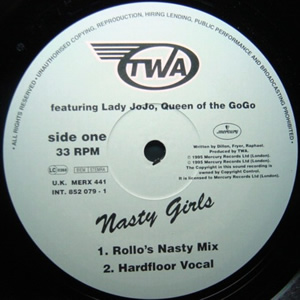 TWA - NASTY GIRLS