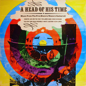 Various - A Head Of His Time (Movie Soundtrack)