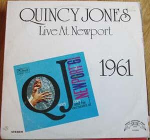 Quincy Jones - Live At Newport 1961