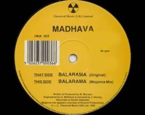 Madhava - Balarama
