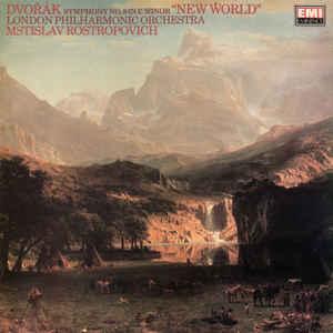 Dvorak - Mstislav Rostropovich - Sympony No. 9 in E minor - New World