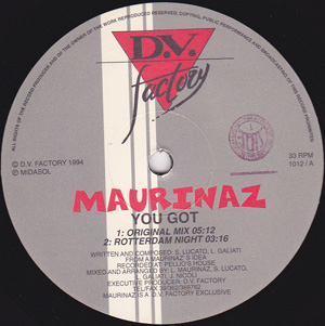 Maurinaz - You Got