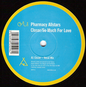 Pharmacy Allstars - Closer