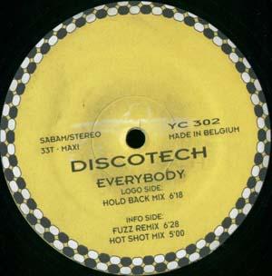 DJ X Rock The Discotech