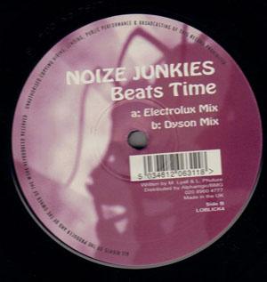 Noize Junkies - Beats Time