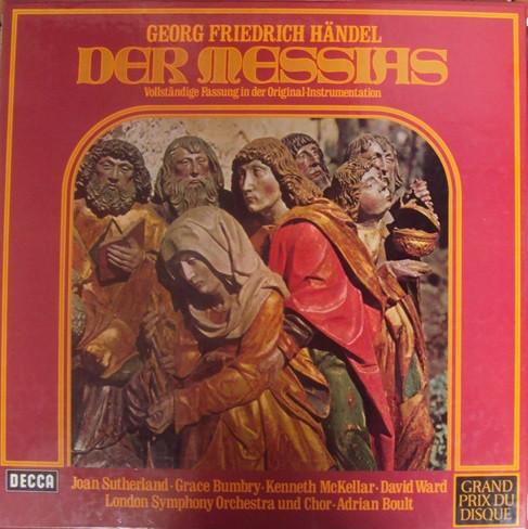 Handel - Joan sutherland - Der Messias