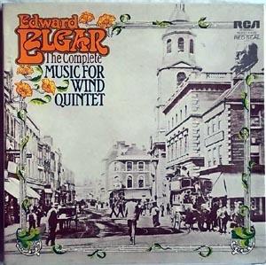 Elgar -Athena Ensemble - Complete Music for Wind Quartet