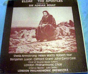 Elgar -  Sir Adrian Boult - The Apostles