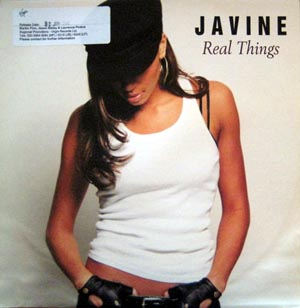 JAVINE - Real Things - 12 inch x 1