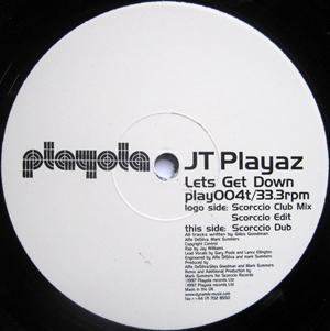 JT Playaz - Lets Get Down