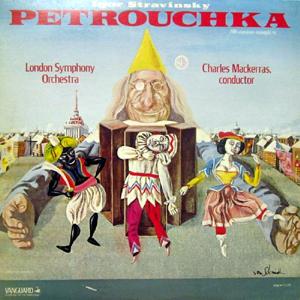Igor Stravinsky - LSO - Charles Mackerras - Petrouchka