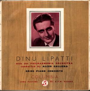 Grieg - Dinu Lipatti - Piano Concerto