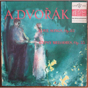 DVORAK - HOLOCEK - Love Songs Op.83 - Gypsy Melodies Op.55
