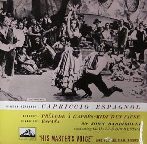Rimsky-Korsakov / Barbirolli - Capriccio Espagnol