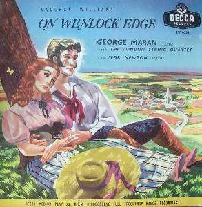 Vaughan Williams / George Maran - On Wenlock Edge