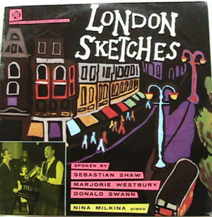 Sebastian Shaw & Donald Swann - London Sketches