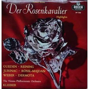 Richard Strauss - KLEIBER - Vienna Phil. Orch. - Der Rosenkavalier Highlights