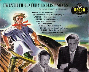 Peter Pears, Benjamin Britten - Twentieth Century English Songs