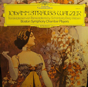 Johann Strauss - Boston Symphony Chamber Players - Walzer