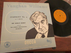 Vaughan Williams - Sir Adrian Boult -  Symphony No. 5 in D Major