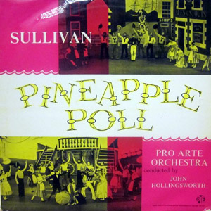 John Hollingsworth - Pineapple Poll